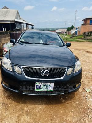 Lexus GS 2008 350 AWD Gray   Cars for sale in Lagos State, Ikotun/Igando