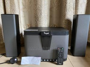 Neat Fairly Used Speaker With Active Warranty   Audio & Music Equipment for sale in Enugu State, Enugu