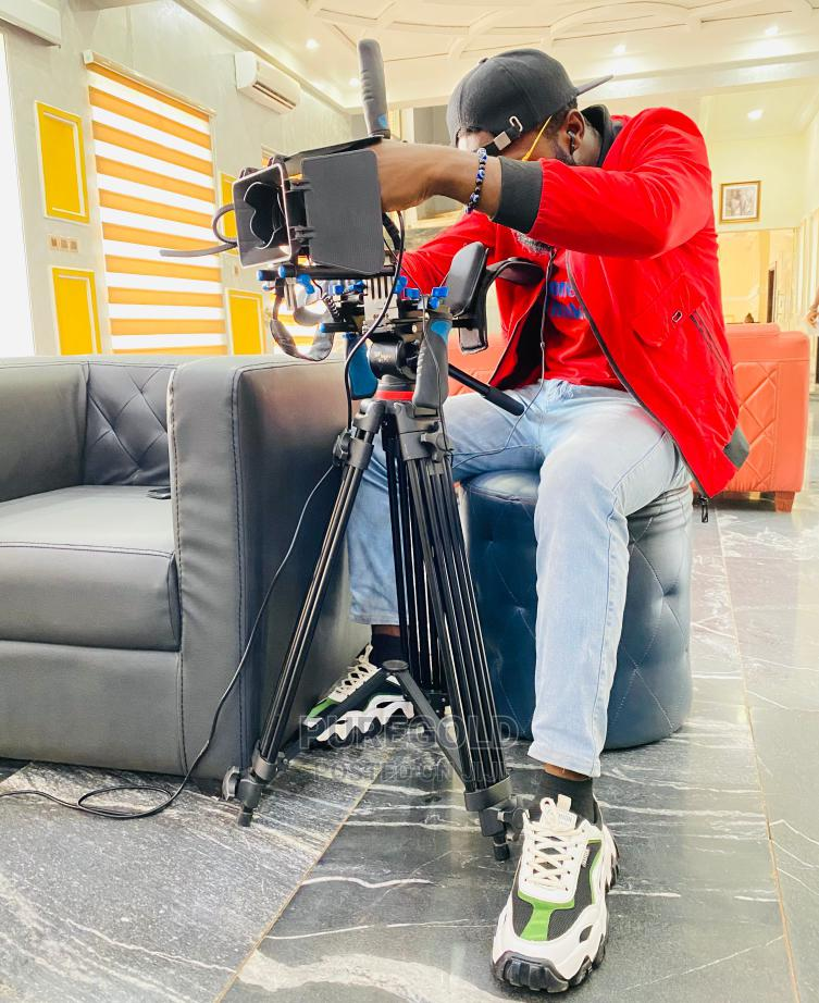 Videographer in Lagos