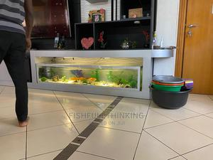 Tv Stand Aquariums | Fish for sale in Lagos State, Ikoyi