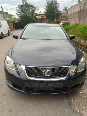 Lexus GS 2006 300 AWD Blue   Cars for sale in Lagos State, Ikeja