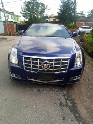 Cadillac Escalade 2014 Blue | Cars for sale in Abuja (FCT) State, Maitama