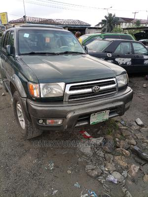 Toyota 4-Runner 2001 Green | Cars for sale in Rivers State, Port-Harcourt