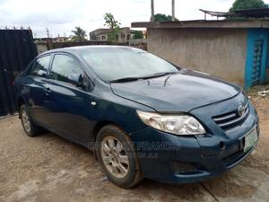 Toyota Corolla 2009 1.8 Exclusive Automatic Blue | Cars for sale in Lagos State, Ejigbo