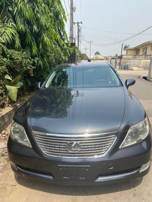 Lexus LS 2007 460 Luxury Sedan Gray | Cars for sale in Lagos State, Surulere