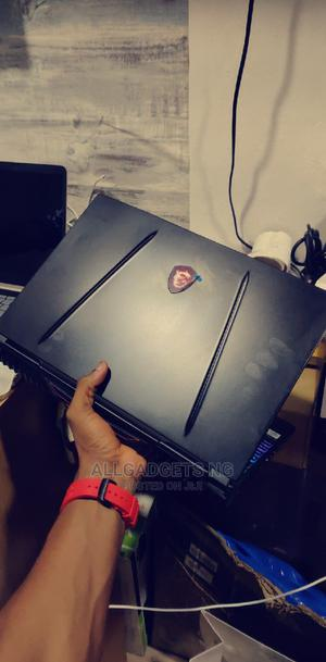 Laptop MSI GS65 Stealth Thin 8RF 16GB Intel Core I7 SSD 512GB | Laptops & Computers for sale in Lagos State, Ikeja