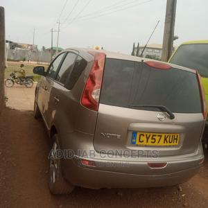 Nissan Note 2005 Gold | Cars for sale in Oyo State, Ibadan