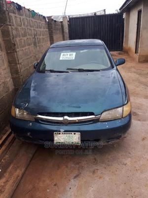Nissan Maxima 1999 QX Green | Cars for sale in Ogun State, Ado-Odo/Ota