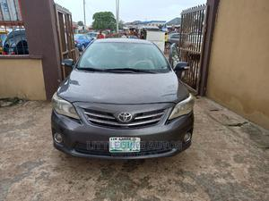 Toyota Corolla 2013 Gray | Cars for sale in Lagos State, Ifako-Ijaiye