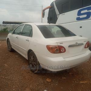 Toyota Corolla 2006 White   Cars for sale in Oyo State, Ibadan