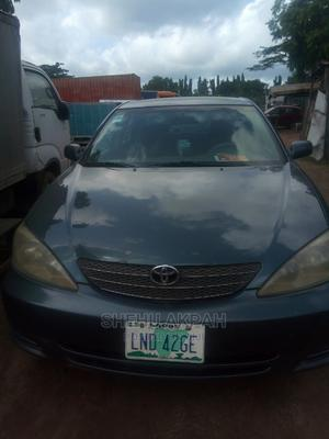 Toyota Camry 2004 Green | Cars for sale in Lagos State, Agbara-Igbesan