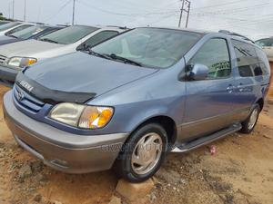 Toyota Sienna 2003 XLE Blue | Cars for sale in Lagos State, Apapa