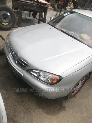 Nissan Primera 2003 Break Automatic Silver | Cars for sale in Lagos State, Mushin