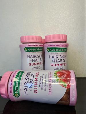 Nature's Bounty Gummies 90 Ct | Vitamins & Supplements for sale in Lagos State, Ikeja