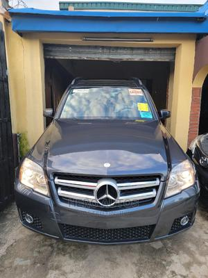 Mercedes-Benz GLK-Class 2010 350 Gray   Cars for sale in Lagos State, Surulere