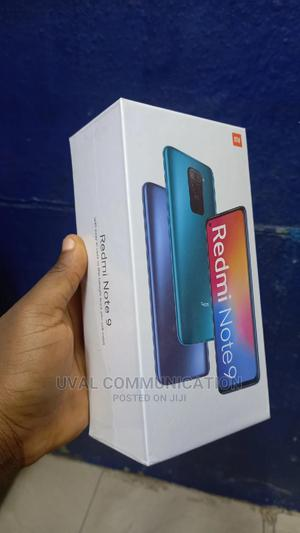 New Xiaomi Redmi Note 9 128 GB Blue | Mobile Phones for sale in Lagos State, Ikeja