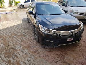 Honda Accord 2017 Black | Cars for sale in Abuja (FCT) State, Gwarinpa