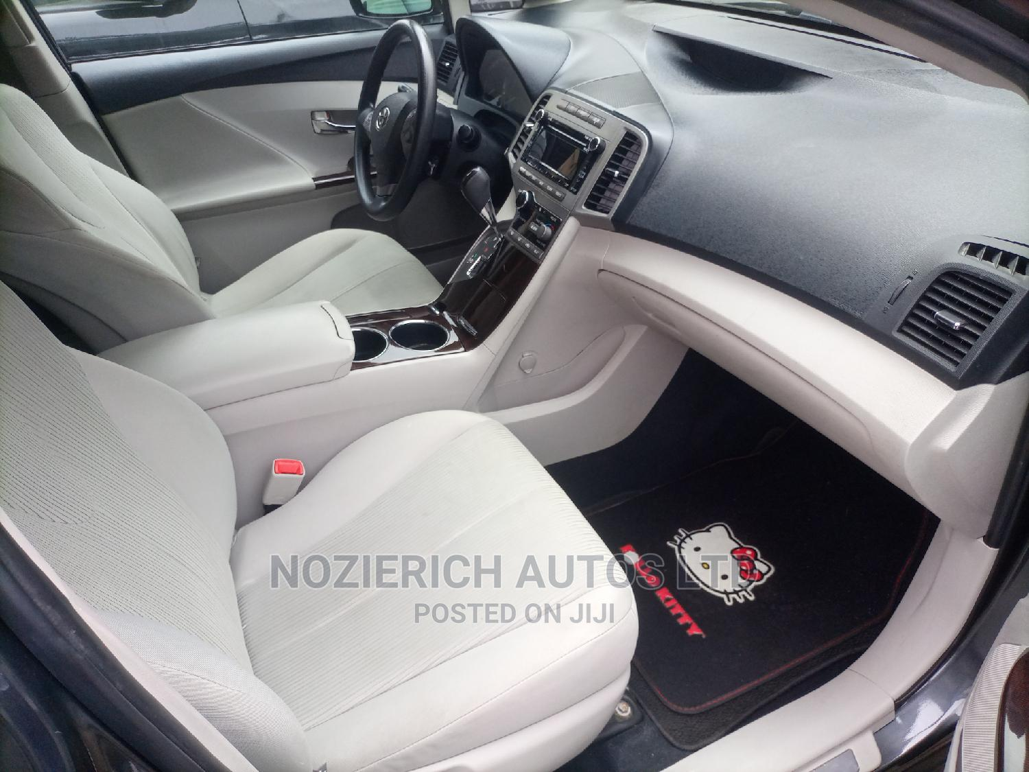 Toyota Venza 2010 Gray | Cars for sale in Isolo, Lagos State, Nigeria