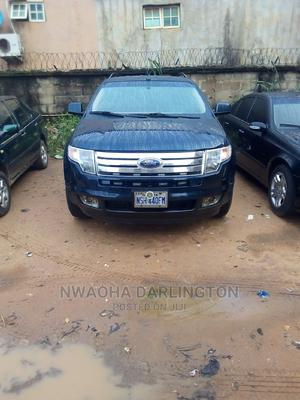 Ford Edge 2010 Blue | Cars for sale in Anambra State, Onitsha