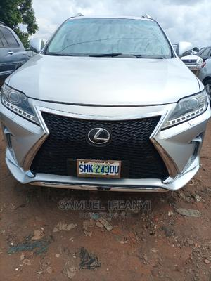 Lexus RX 2012 350 FWD Purple   Cars for sale in Imo State, Owerri