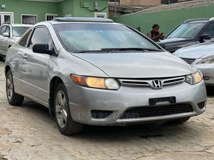 Honda Civic 2008 Silver | Cars for sale in Lagos State, Ikeja