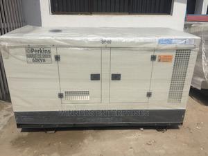 Perkins 60kva Soundproof Diesel Generator | Electrical Equipment for sale in Lagos State, Lekki
