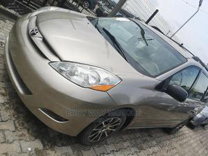 Toyota Sienna 2007 LE 4WD Gold   Cars for sale in Lagos State, Lekki