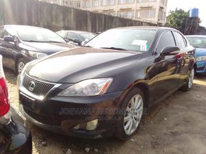 Lexus IS 2010 250 AWD Automatic Black | Cars for sale in Lagos State, Isolo