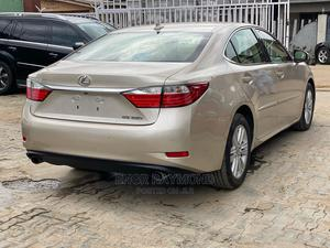 Lexus ES 2014 Gold | Cars for sale in Lagos State, Ikeja