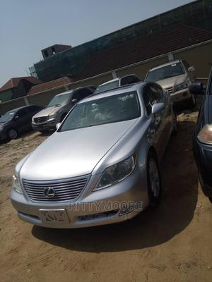 Lexus LS 2007 460 Silver | Cars for sale in Lagos State, Amuwo-Odofin