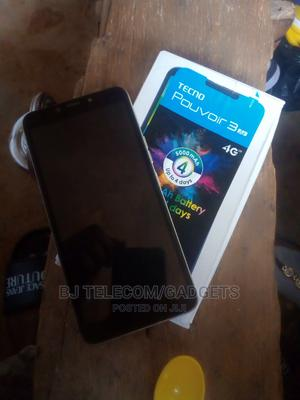 Tecno Pouvoir 3 Air 16 GB Gold   Mobile Phones for sale in Oyo State, Ibadan