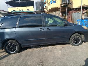Toyota Sienna 2006 LE AWD Gray | Cars for sale in Lagos State, Ilupeju