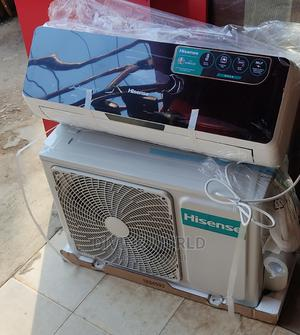 Newmade>Hisense 1.5hp Split Air Conditioner  Copper Coil | Home Appliances for sale in Lagos State, Ojo