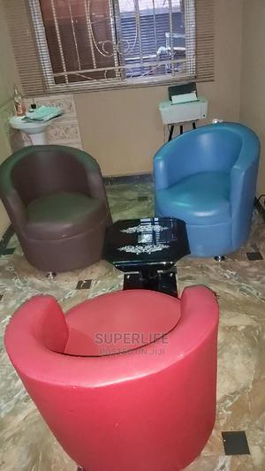 Couch Set With Glass Centre Table   Furniture for sale in Enugu State, Enugu