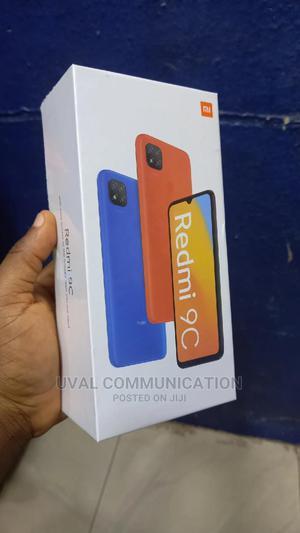 New Xiaomi Redmi 9C 64 GB Blue   Mobile Phones for sale in Lagos State, Ikeja