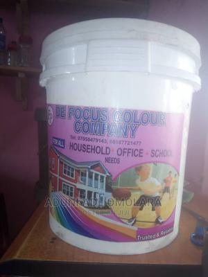 Focus Painting Service Always Available   Building Materials for sale in Lagos State, Ikorodu