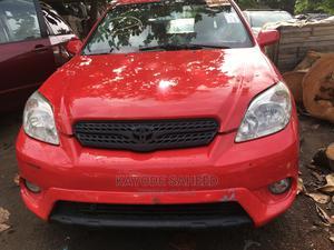Toyota Matrix 2006 Red   Cars for sale in Lagos State, Amuwo-Odofin