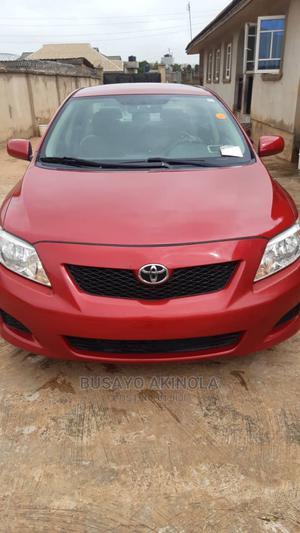 Toyota Corolla 2009 Red | Cars for sale in Osun State, Osogbo