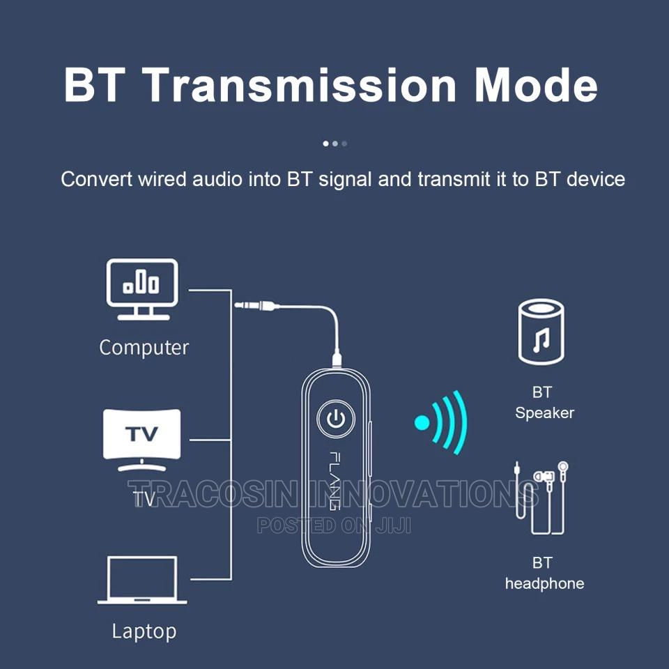 Wireless Bluetooth 5.1 Adapter Phone Controller | Accessories & Supplies for Electronics for sale in Yaba, Lagos State, Nigeria