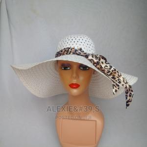 Net Beach Hat for Women - White | Clothing Accessories for sale in Abuja (FCT) State, Kubwa