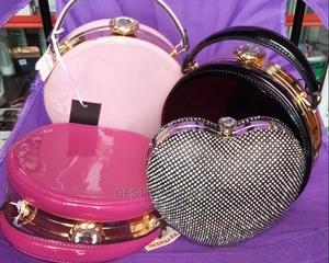 Classic Clutches Purse. Different Colours.   Bags for sale in Rivers State, Port-Harcourt