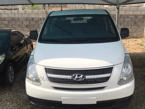 Hyundai H1 2015 White   Buses & Microbuses for sale in Abuja (FCT) State, Jabi