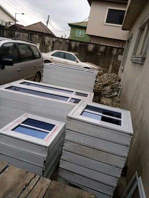 Aluminium Windows and Doors   Building & Trades Services for sale in Lagos State, Lekki
