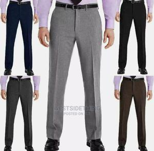 Office Plain Trousers | Clothing for sale in Lagos State, Ikoyi