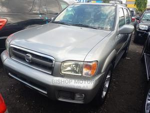 Nissan Pathfinder 2003 LE AWD SUV (3.5L 6cyl 4A) Gray | Cars for sale in Lagos State, Amuwo-Odofin