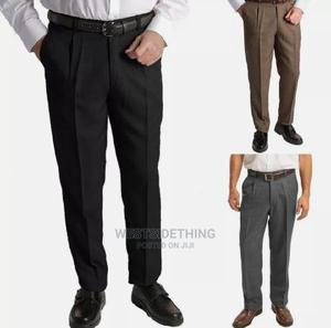Quality Office Plain Trousers | Clothing for sale in Lagos State, Lekki