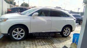 Lexus RX 2010 350 White | Cars for sale in Lagos State, Ifako-Ijaiye