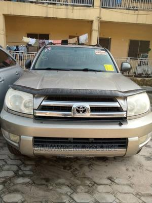 Toyota 4-Runner 2005 Limited V6 4x4 Gold | Cars for sale in Lagos State, Yaba