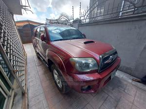 Toyota 4-Runner 2006 Sport Edition 4x4 V6 Red   Cars for sale in Lagos State, Surulere