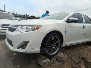 Toyota Camry 2014 White   Cars for sale in Lagos State, Apapa